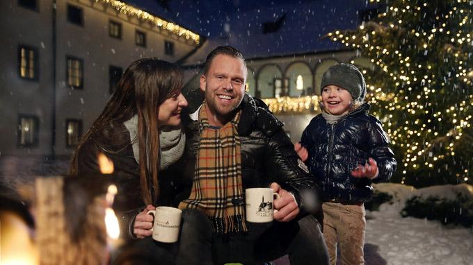 © Mostviertel Tourismus / weinfranz.at / Mostviertel, NÖ - Flammende Weihnacht / Zum Vergrößern auf das Bild klicken