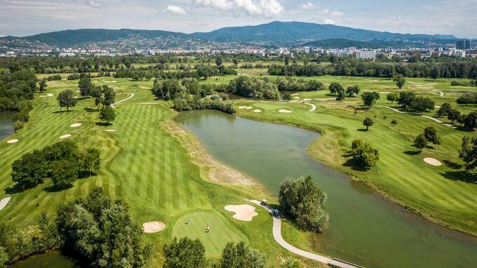 Riverside Golf Zagreb, Kroatien