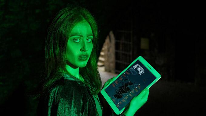 © VisitScotland / Mark Ferguson / Schottland - Geisterroute_Grüne Lady / Zum Vergrößern auf das Bild klicken