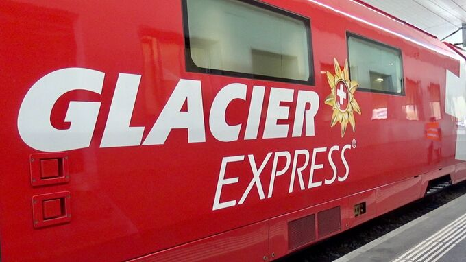 GlacierExpress, CH