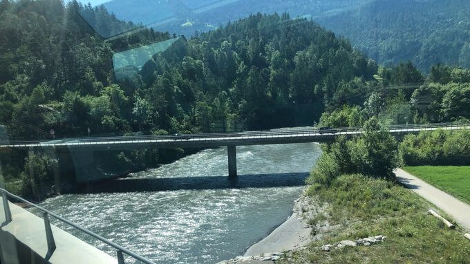 Glacier Express - Fahrt 2021