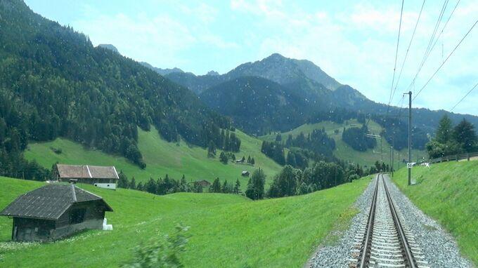GoldenPass, CH - Mittelschweiz 2021