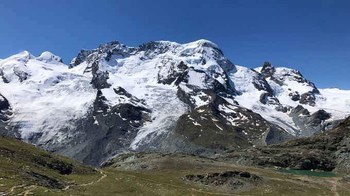Gornergrat - Bergpanorama 2021