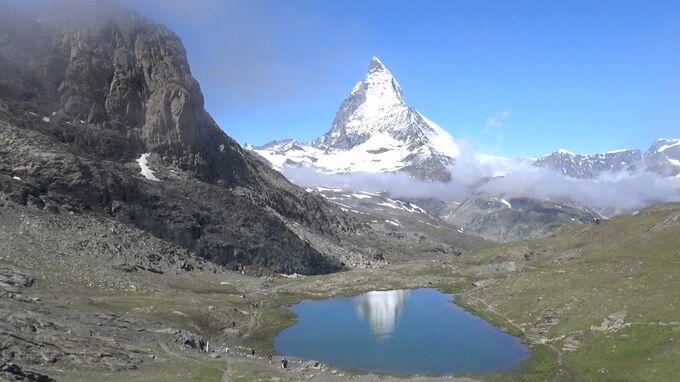 Gornergrat, CH - Matterhorn Riffelsee 2021