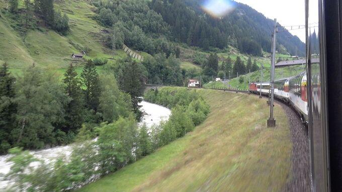 GotthardExpress - Impressionen 2021