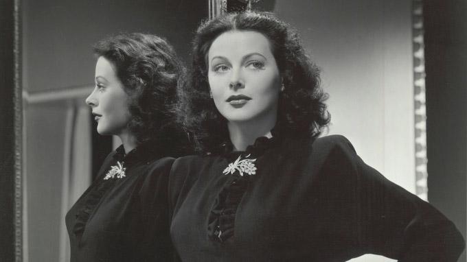 © MGM / Foto Laszlo Willinger (Anthony Loder Archive) / Jüdisches Museum, Wien - Hedy_Lamarr / Zum Vergrößern auf das Bild klicken
