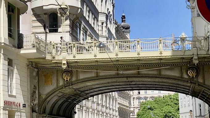 Wien - Hohe Brücke