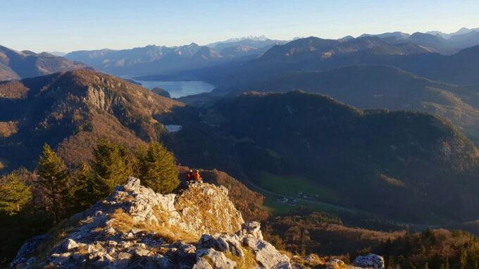 © SalzburgerLand Tourismus / Frauenkopf, Salzburg - Aussichtspunkt / Zum Vergrößern auf das Bild klicken