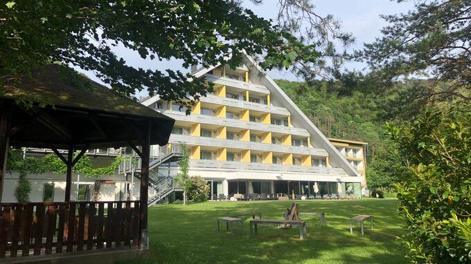 Krainerhütte, Helenental
