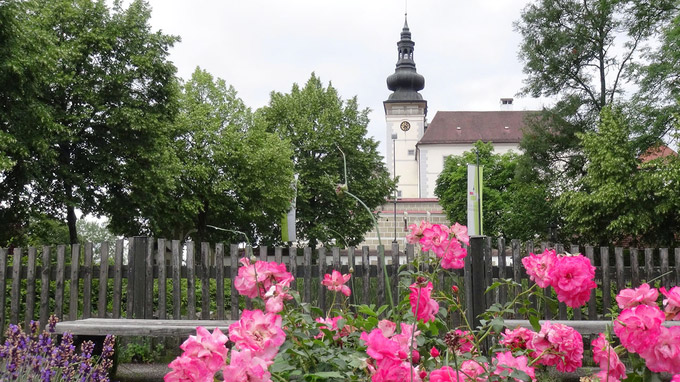 © www.55PLUS-magazin.net | Edith Spitzer, Wien / Kefermarkt, Mühlviertel - Schloss Weinberg / Zum Vergrößern auf das Bild klicken