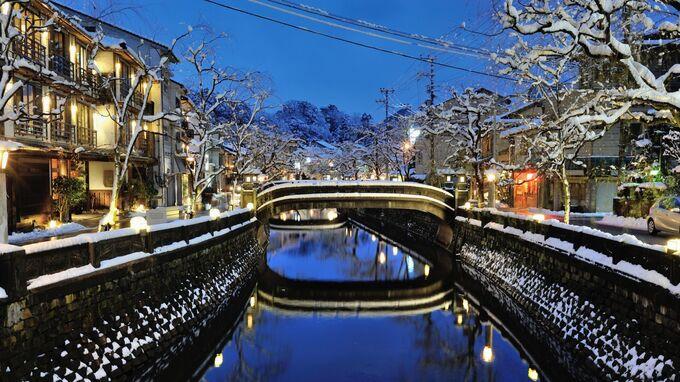 Toyooka City, Japan - Kinosaki Onsen 9
