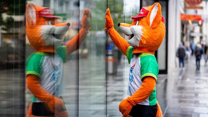© European Games / Martin Steiger / European Games, Belarus - Lesik / Zum Vergrößern auf das Bild klicken