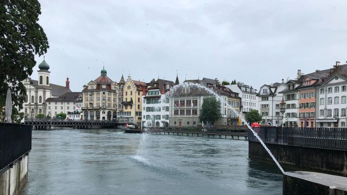Luzern - ReussWehr 2021