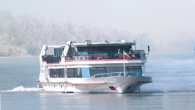 © Donau Touristik / MS Kaiserin Elisabeth / Zum Vergrößern auf das Bild klicken