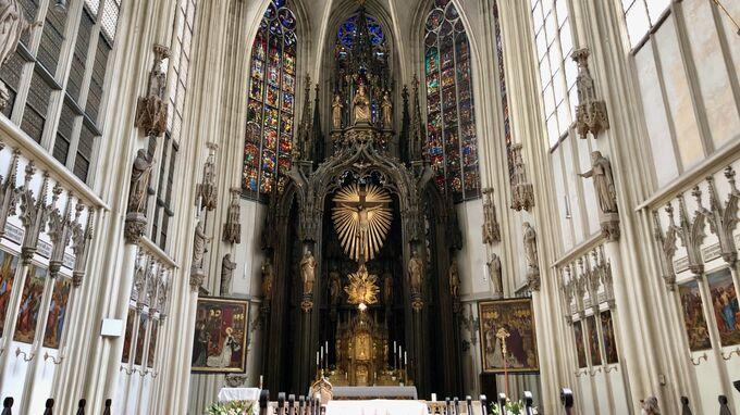 Wien - Maria am Gestade
