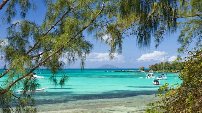 © Mauritius Tourism Promotion Authority, Bamba / Mauritius, Blick aufs Meer / Zum Vergrößern auf das Bild klicken
