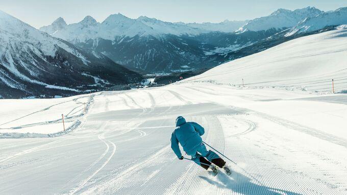 Arosa Lenzerheide, Graubünden - Wintersport
