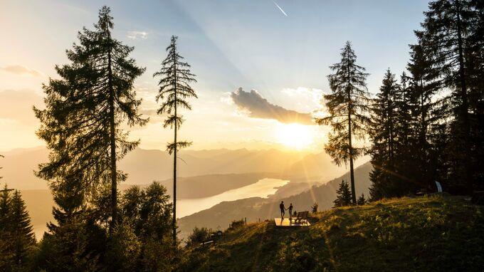 Millstätter See, Kärnten - Via Paradiso