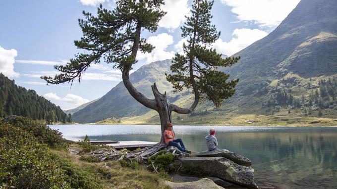 © TVB Osttirol / BergimBild / Defereggental, Osttirol - Obersee am Staller-Sattel / Zum Vergrößern auf das Bild klicken