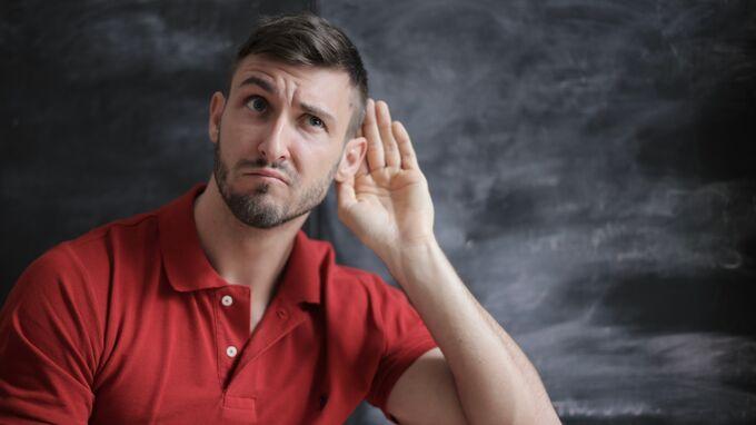 Ohren im Pandemiestress