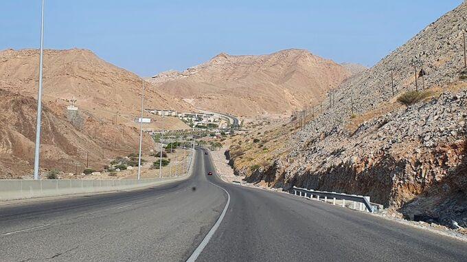 © unsplash / Oman, Stadt / Zum Vergrößern auf das Bild klicken