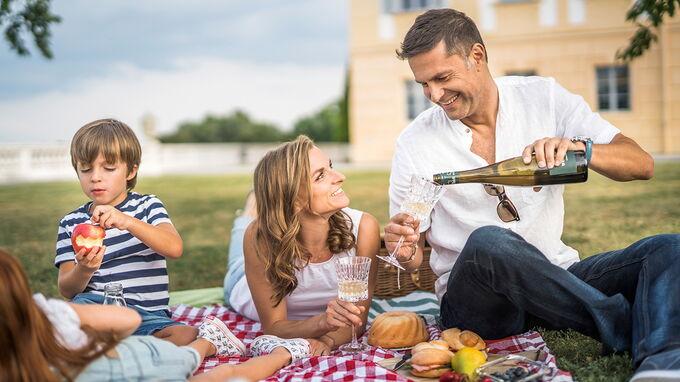 © SKB Wurnig / Schloss Hof und Picknick, NÖ / Zum Vergrößern auf das Bild klicken