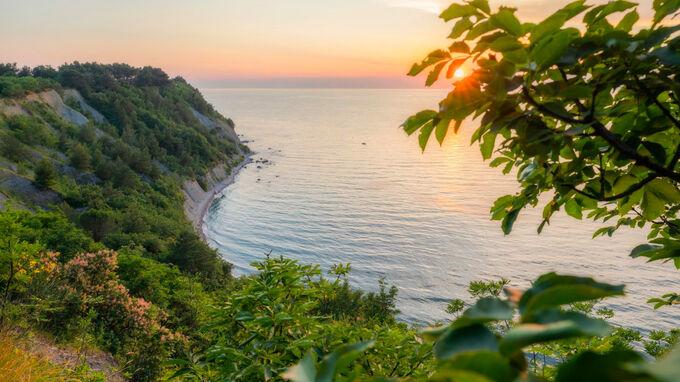 Portorož & Piran / Jaka Ivančič / Portorož - Piran, Slowenien - Strunjan / Zum Vergrößern auf das Bild klicken