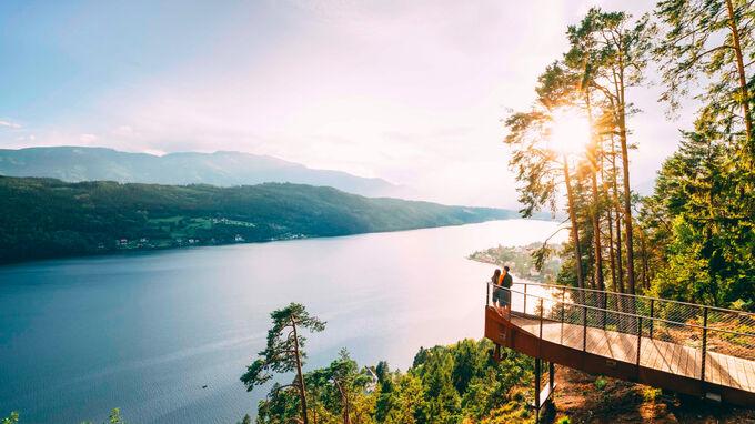 © Millstätter See Tourismus GmbH / Gert Perauer ev / Millstätter See, Kärnten - Zwergsee / Zum Vergrößern auf das Bild klicken
