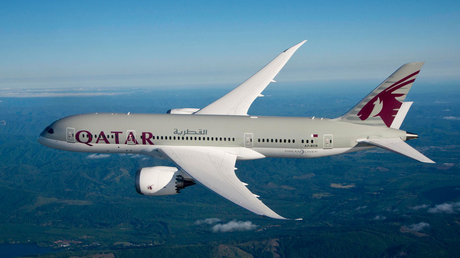 © Qatar Airways / Qatar Airways B787 Dreamliner