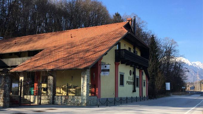 © Edith Spitzer, Wien / Radovljica, Slowenein - VilaPodvin / Zum Vergrößern auf das Bild klicken
