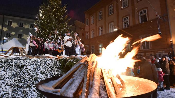 © Gabriele Grießenböck / Rattenberger Advent, Tirol / Zum Vergrößern auf das Bild klicken