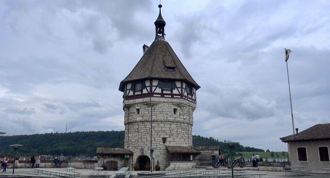Schaffhausen, CH - Munot Turm 2021