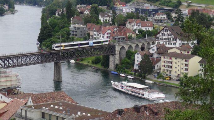 Schaffhausen - Rhein 2021