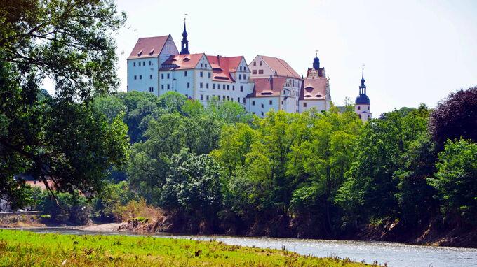 © Andreas Schmidt / Schloss Colditz, Sachsen - Zwickauer Mulde / Zum Vergrößern auf das Bild klicken