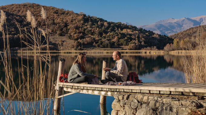 © Catalan Tourist Board / Senterada, Katalonien / Zum Vergrößern auf das Bild klicken