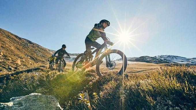 © christianwaldegger.com / Serfaus-Fiss-Ladis, Tirol - Flüstertrail / Zum Vergrößern auf das Bild klicken