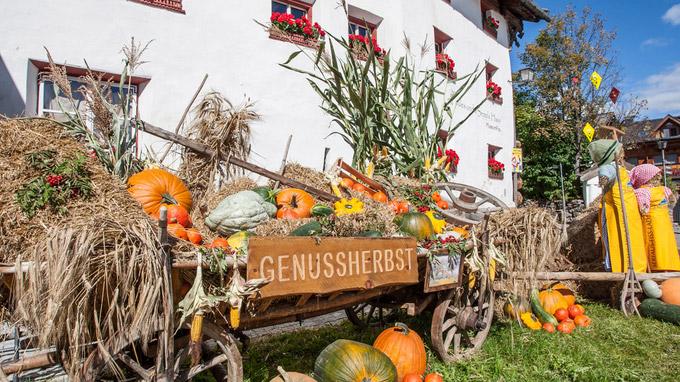 © Andreas Kirschner / Serfaus-Fiss-Ladis, Tirol - Genussherbst / Zum Vergrößern auf das Bild klicken