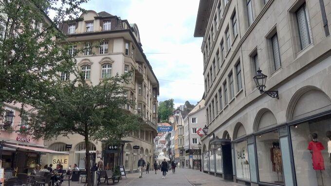 St. Gallen, CH - City