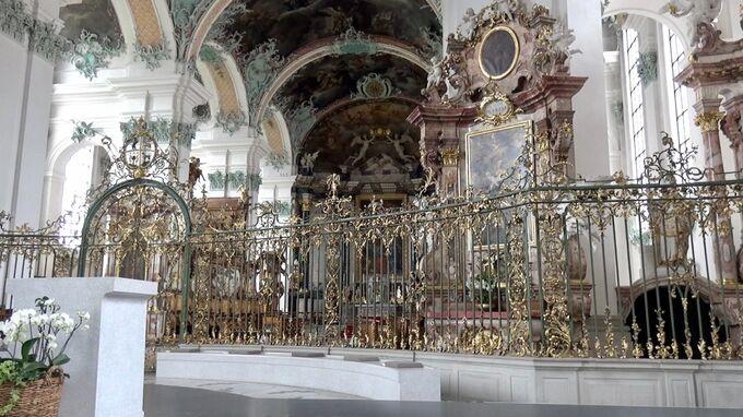 St. Gallen, CH - Stiftskirche