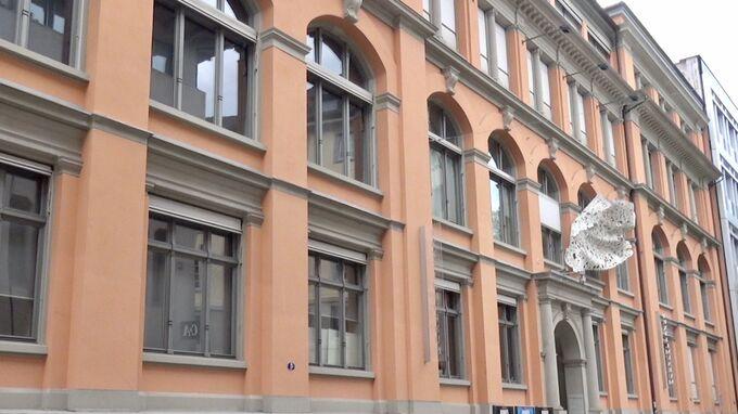 St. Gallen, CH - Textilmuseum