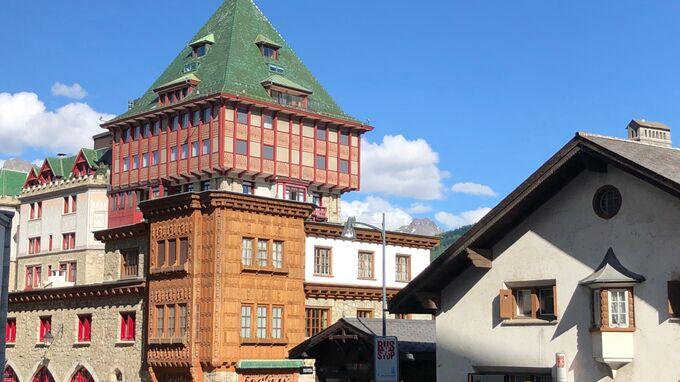 St.Moritz - Hotel Badrutt`s Palace 2021