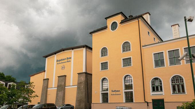 Salzburg Augustiner Bräu