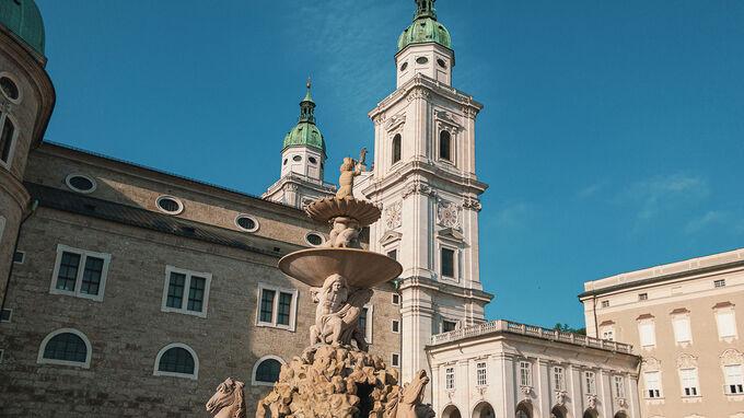 Salzburg Dom und Residenz