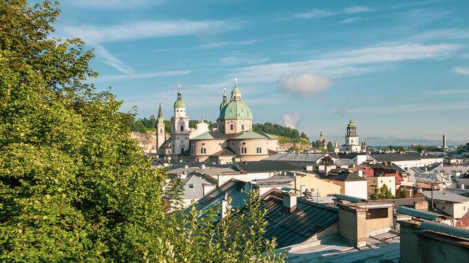 Salzburger Kirchenpanorama