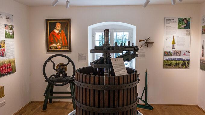 Salzburg Weinbau Museum
