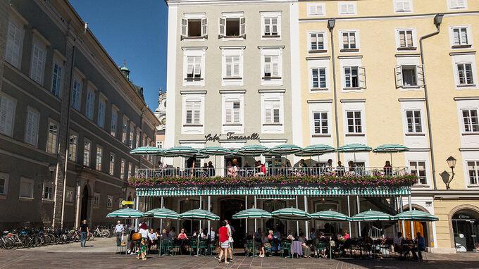 Salzburg Tomaselli mit Veranda