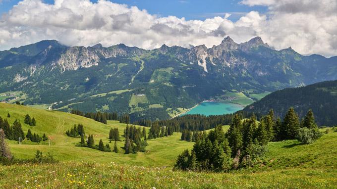 © TVB Tannheimer Tal / Achim Meurer / Tannheimer Tal, Tirol / Zum Vergrößern auf das Bild klicken