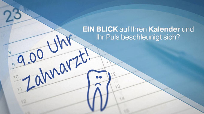 © www.tv-wartezimmer.de / Akupunktur Dental / Zum Vergrößern auf das Bild klicken