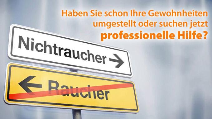 © TV Wartezimmer / Raucher-Beratung / Zum Vergrößern auf das Bild klicken