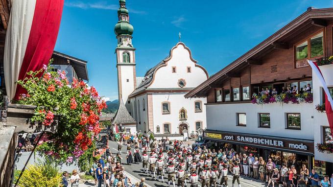 © Wildschönau Tourismus / TimeShot / Wildschönau, Tirol - Talfest Oberau / Zum Vergrößern auf das Bild klicken